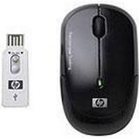HP Wireless Laser Mini Mouse Black