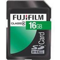 Fujifilm SDHC 16GB Class 4
