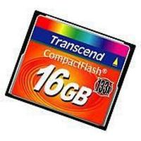 Transcend Compact Flash 16GB (133x)