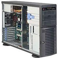 SuperMicro SC743i-465B Rack Mountable / EATX / 465W / Black