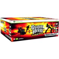 Guitar Hero World Tour: Complete Band Game