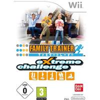 Family Trainer: Extreme Sports Bundle (incl: Mat)