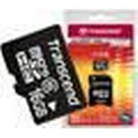 Transcend MicroSDHC Class 6 16GB