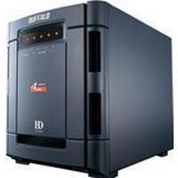 Buffalo DriveStation Quattro 1TB / USB2.0 / eSATA / 7200rpm