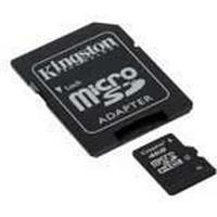 Kingston MicroSDHC Class 4 4GB