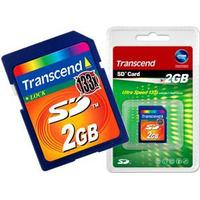 Transcend SD 2GB (133x)