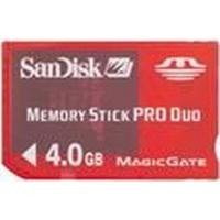 SanDisk Gaming Memory Stick Pro Duo 4GB