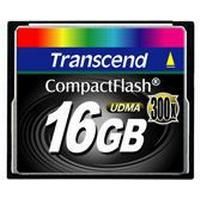 Transcend Compact Flash 16GB (300x)
