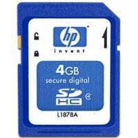 HP SDHC 4GB