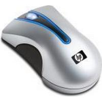 HP Wireless Optical Mobile Mouse Silver