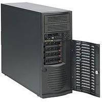 SuperMicro SC733TQ-500B MidiTower 500W / Black