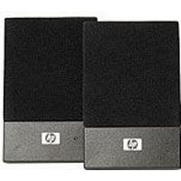 HP Thin USB Powered Speakers