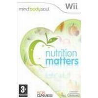 Mind, Body & Soul: Nutrition Matters
