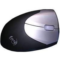 WestBase Wireless Minicute Vertical Optical Mouse Black (M-8006)