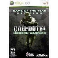 Call of Duty 4: Modern Warfare -- Game of The Year Edition