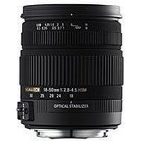 Sigma 18-50mm F2.8-4.5 DC OS HSM for Pentax KAF3