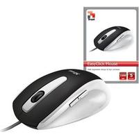 Trust EasyClick Optical Mouse White