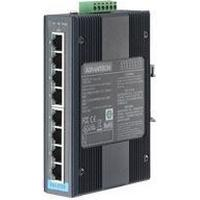 Advantech 8-Port Gigabit Unmanaged Industrial Ethernet Switches (EKI-2728)
