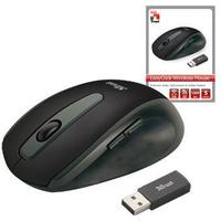 Trust EasyClick Wireless Mouse Black