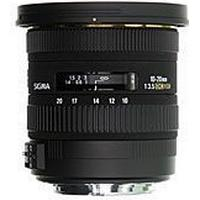 Sigma 10-20mm F3.5 EX DC HSM for Canon EF