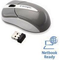 Kensington Wireless Mouse for Netbooks Grey (K72345EU)