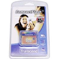 Transcend Compact Flash 1GB
