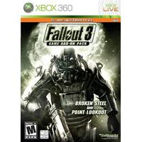 Fallout 3 -- Game Add-On Pack 2: Broken Steel and Point Lookout