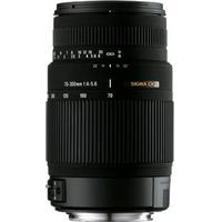 Sigma 70-300mm F4-5.6 DG OS for Sony A