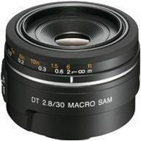 Sony SAL-30M28 Macro DT 30mm F2,8 SAM