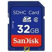 SanDisk SDHC Class 2 32GB