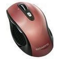 Gigabyte GM-M7700 Wireless Laser Mouse Red