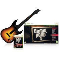 Guitar Hero 5 (incl Guitar)