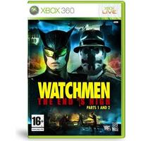 Watchmen: The End is Nigh -- Parts 1 & 2