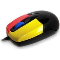 Accuratus Junior Antibacterial Midi Sized Mouse