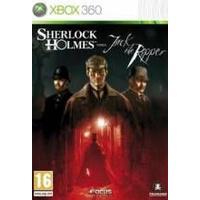 Sherlock Holmes vs. Jack the Ripper