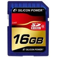 Silicon Power SDHC Class 10 16GB