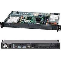 SuperMicro SC502L-200B Rack Moubtable / 200W / Black