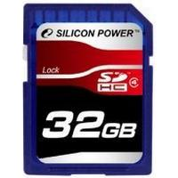 Silicon Power SDHC Class 4 32GB