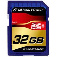 Silicon Power SDHC Class 10 32GB