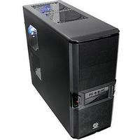 Thermaltake VL80001W2Z MidiTower Black / Side Window Panel