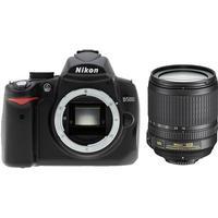 Nikon D5000 + 18-105mm VR