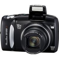 Canon PowerShot SX120 IS Black