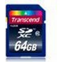 Transcend SDXC Class 10 64GB