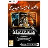 Agatha Christie Triple Pack ( Agatha Christie: Murder on the Orient Express + Agatha Christie: And Then There Were None + Agatha Christie: Evil Under the Sun )
