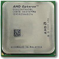 HP AMD Opteron 6172 2.1GHz Tray