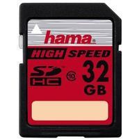Hama SDHC Class 10 32GB