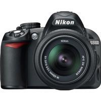 Nikon D3100 + 18-55mm VR