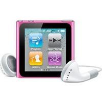 Apple iPod Nano 16GB Pink (6th Generation)