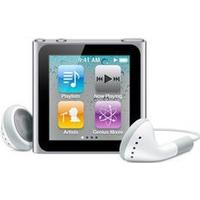 Apple iPod Nano 16GB Silver (6th Generation)