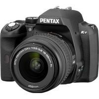 Pentax K-r + 18-55mm